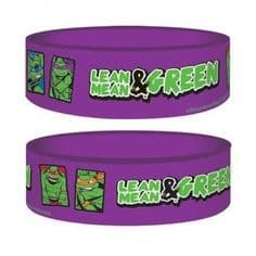 Teenage Mutant Ninja Turtles - Rubber Wristband