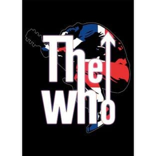 The Who - Greetings Card