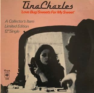 """Tina Charles - Love Bug/Sweets For My Sweet (12"""") (VG-/G++)"""