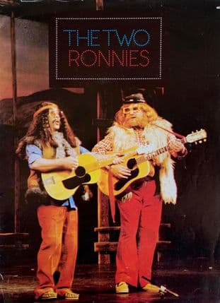 Two Ronnies (The) - UK Tour 1978 (Programme) (G)