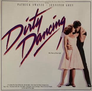 V/A - Dirty Dancing: Original Motion Picture Soundtrack (LP) (VG-/VG)