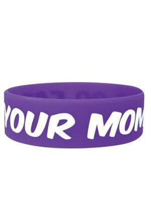 Your Momma So Fat - Rubber Wristband
