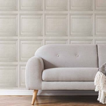 G&B Wood Panelling - Neutral 112587