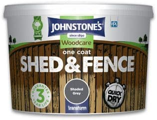 Johnstone's Shed & Fence paint