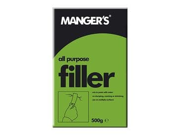Mangers all purpose powder filler from
