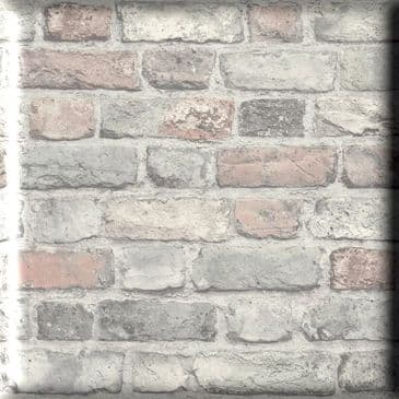 Wallpaper Vintage Brick in Pastel A28902