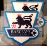 2004-05/06/07 FA Premier League Official Player Issue Size Football Soccer Badge Patch Set