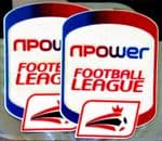 2010-11/12/13 Npower Championship Official Player Issue Size Football Soccer Badge Patch Set