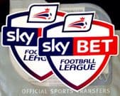 2013-14/15/16 Sky Bet Football League Official SportingiD PS-Pro Football Soccer Badge Patch Set