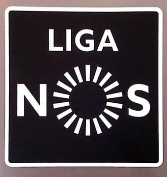 2015-21 Portuguese LIGA NOS Football Official Player Issue Size Soccer Badge Patch