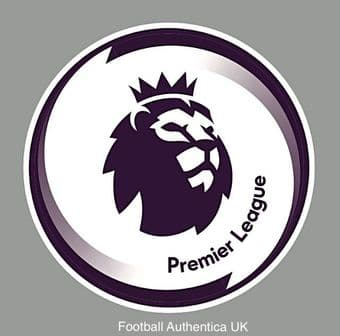 2019-22 FA Premier League Official Player Issue Size Football Soccer Badge Patch