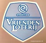 2020-22 Dutch Eredivisie**VRIENDEN LOTERIJ**Official Player Issue Size Football Soccer Badge Patch