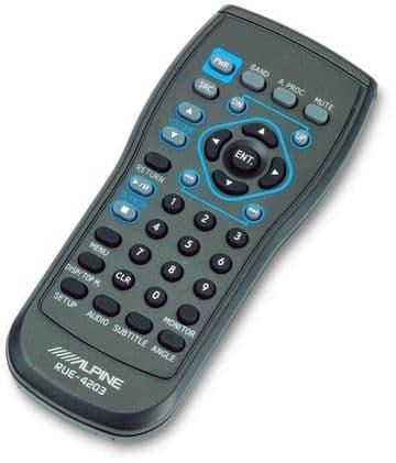 Alpine INA-W900 INAW900 INA W900 Remote Control