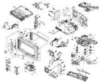 Alpine Miscellaneous parts