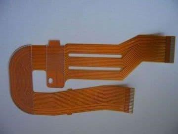 Jaguar 1X43-18C830-AB 1X4318C830AB Ribbon Flexi Cable CD changer Jaguar 1X4318C830AB