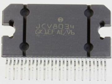 JCV8034 Car Radio Power Amplifier IC Mosfet IC JCV8034 JVC-KENWOOD