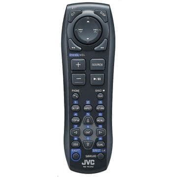 JVC KD-AVX22 KD AVX22 KDAVX22 Wireless Remote Control New Genuine spare part