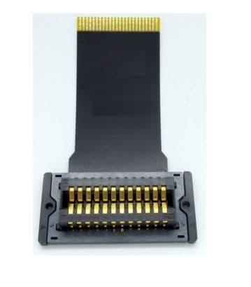 JVC KD-AVX33E KDAVX33E KD AVX33E Front Flexi Ribbon Cable with Connector Genuine spare part