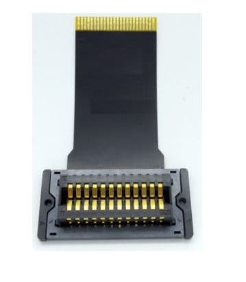 JVC KD-AVX40 KDAVX40 KD AVX40 Front Flexi Ribbon Cable with Connector Genuine spare part