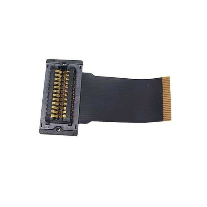 JVC KD-AVX44 KDAVX44 KD AVX44 Front Flexi Ribbon Cable with Connector Genuine spare part