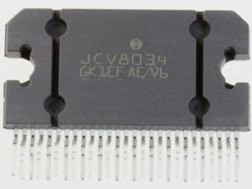 JVC-KENWOOD JCV8034 Car Radio Power Amplifier IC  Genuine