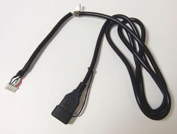 JVC KW-ADV64BT KWADV64BT KW ADV64BT USB Lead Cord Cable Genuine spare part
