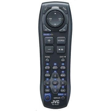JVC KW-AV61 KWAV61 KW-AV61BT KWAV61BT KWADV65BT KW-ADV65BT Remote Control