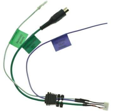 JVC KW-AV61BT KWAV61BT KW AV61BT Subwoofer Out Camera In Reverse Gear Signal Lead Cable hard wired
