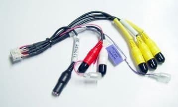 JVC KW-NT3HDT KWNT3HDT KW NT3HDT AV IN & OUT Cable Lead av lead