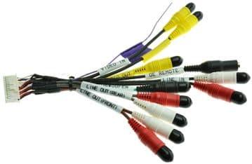 JVC KW-NX7000BT KWNX7000BT KW-NX7000 KWNX7000 RCA Preout lead