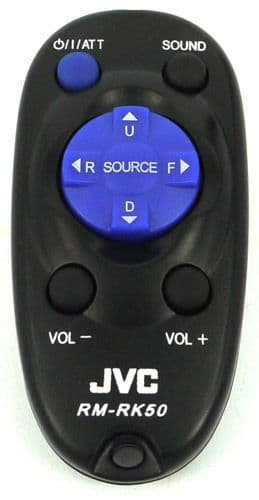 JVC RM-RK50 RMRK50 Wireless Remote Control Brand New