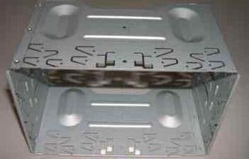 Kenwood DDX-5034BT DDX5034BT DDX 5034BT Double DIN Cage Mounting cage spare part