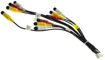 Kenwood DDX-8024BT DDX 8024BT DDX8024BT AV Lead  AV In and Out Rca Lead