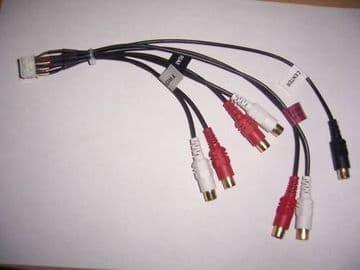 Kenwood DDX-8026BT DDX8026BT DDX 8026BT DDX Pre Out Lead PreOut