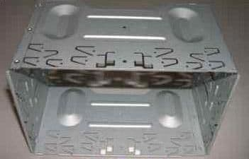 Kenwood DNX-5220BT DNX5220BT DNX 5220BT Double DIN Cage Mounting cage spare part
