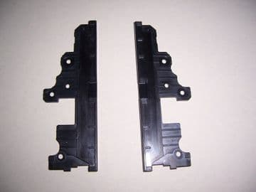 Kenwood DNX-7250DAB DNX7250DAB DNX 7250DAB  Guide Rail Left & Right Side