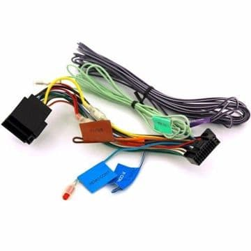 Kenwood DNX-8022 DNX8022 DNX 80220 Power Wiring Harness Lead ISO