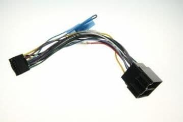 Kenwood KDC-W312 KDCW312 KDC W312 Power Loom Wiring Harness Lead Cord ISO
