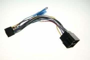 Kenwood KMM-BT302 KMMBT302 KMM BT302 Power Loom Wiring Harness Lead Cord ISO