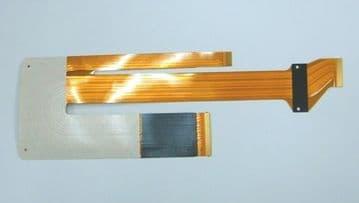 Pioneer AVH-P5180DVD AVHP5180DVD AVH P5180DVD Ribbon Flexi PCB Cable Genuine spare part