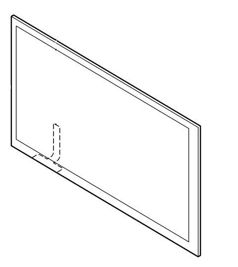 Pioneer AVH-X7880TV AVHX7880TV AVH X7880TV Touch Screen Panel Genuine spare part