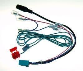 Pioneer AVIC-F550BT AVIC F550BT AVICF550BT Control Line Cable lead 123835010786