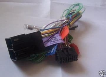 Pioneer AVIC-F700BT AVICF700BT  AVIC F700BT Power Loom Harness Lead ISO Genuine spare part