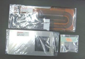 Pioneer AVIC-X1 AVICX1 AVIC X1 Ribbon Flexi PCB Genuine Service Kit