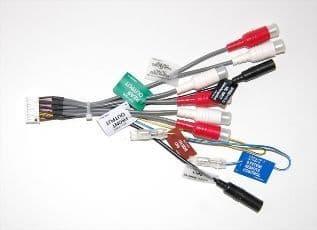 Pioneer AVIC-X1BT AVICX1BT AVIC X1BT RCA Pre Out Lead PreOut input