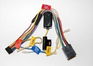 Pioneer DEH-P88RS-2 DEHP88RS2 DEH P88RS2 Power Loom lead Harness Cord ISO