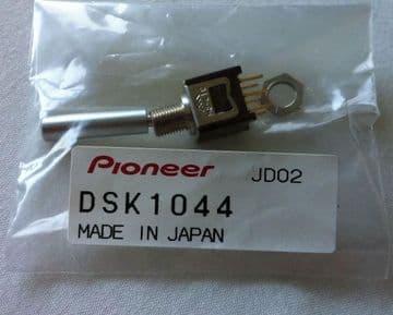 Pioneer DJM-600 DJM 600 DJM600 Phono Line Switch DSK1044 DSK-1044 Genuine spare part