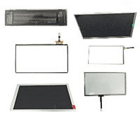 Pioneer Touch Screen & LCD Display Panel