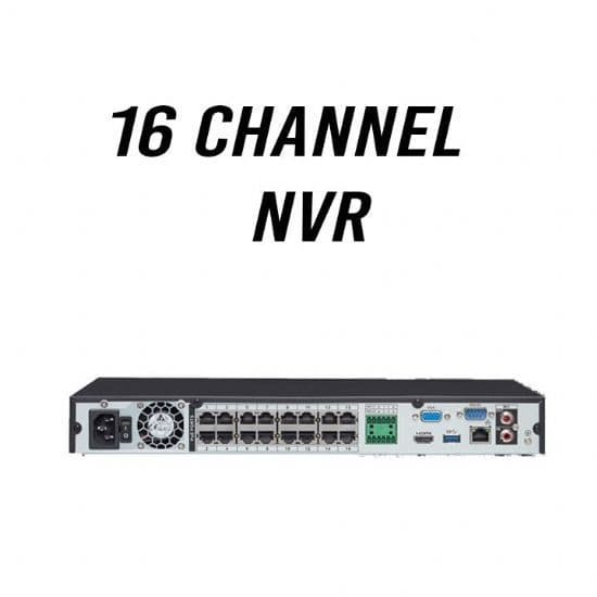- 16 Channel -