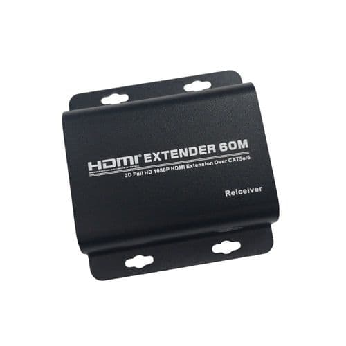1080P HDMI Extender 60 Metres over Cat5